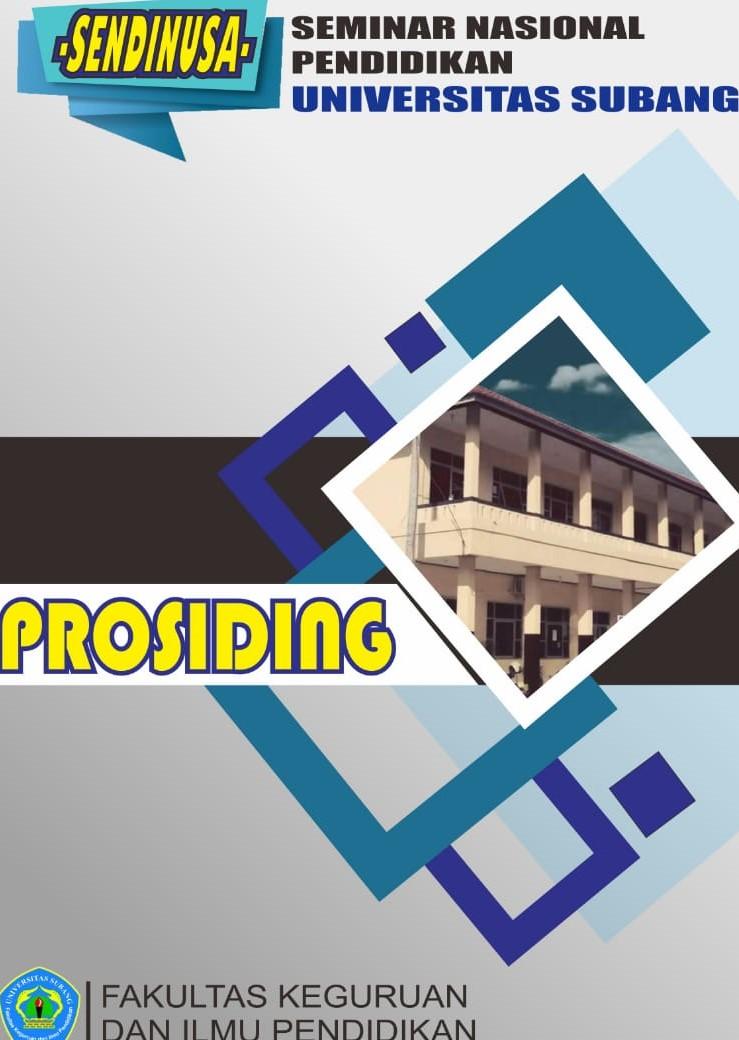 View Vol. 1 No. 1 (2019): Prosiding Seminar Nasional Pendidikan (SENDINUSA)