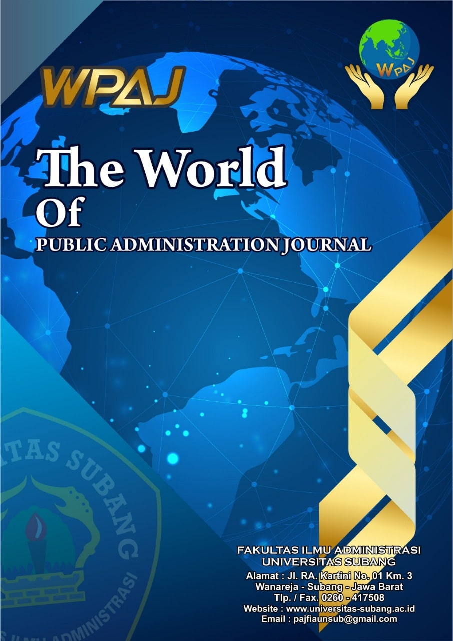 The World of Public Administration Journal