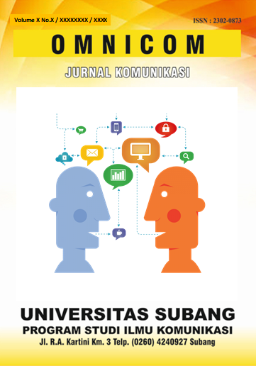 Omnicom Jurnal Ilmu Komunikasi Vol.1 No.2 November 2015